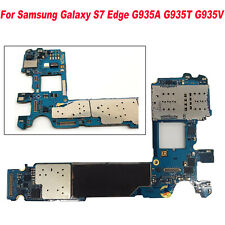 Original Motherboard For Samsung Galaxy S7 Edge G935A G935T G935V 32GB Unlocked