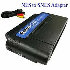 NES to SNES Game Cartridge Converter Adapter for Super Nintendo SNES SFC Console