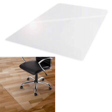 Chair Mat Pvc,Hard Floor Cushion Protection Pad Transparent Rolling Wheelch C9H6