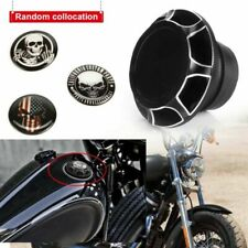Motorcycle Adjustable Gas Fuel Tank Cap For Harley Sportster XL1200 XL883