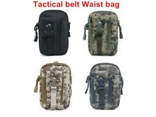 Tactical Waist Pack Belt Bag Camping Outdoor Hiking Military Pouch Wallet BL091
