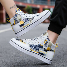 Mens Womens Casual Shoes Jogging Couple Sneakers Running Skateboard Canvas Shoes