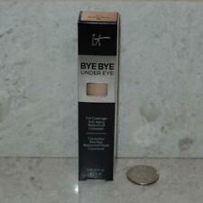 NEW IT COSMETICS Bye Bye Under Eye Full Coverage Concealer Medium Nude 21.5