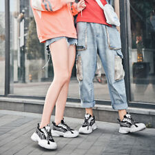 Mens Womens Basketball Shoes Sneakers Athletic Running Bounce Couple Comfortable