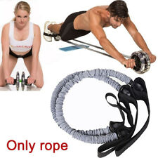 Yoga Pull Rope Fitness Resistance Bands Exercise Tubes Practical Body Training