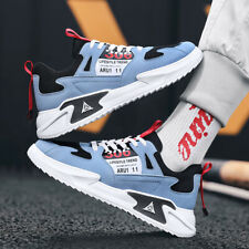Men's Fashion Sports Casual Running Shoes Outdoor Athletic Sneakers Trainers New