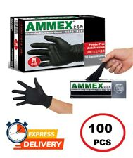 FAST SHIPPING Delivery Disposable HQ Anti VIRUS Protection Medical Rubber Gloves