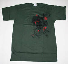 Queen of the stone age T-Shirt in Green (Var sizes)