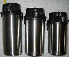 Airpot 2.5L 3.0L 3.5L Stainless in/out Vacuum High end, 5001791, 5002559,5001792