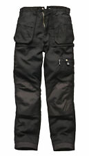 Dickies Eisenhower Multipocket Work Trousers Black Navy EH26800 Cargo Pants