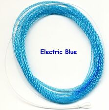 NEW Wonderfurl Electric Blue Furled Cold Water Fly Fishing Leader