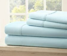1500 Thread Count 4 Piece Bed Sheet Sets-12 Colors!