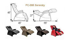 NEW PC-86 HUMAN TOUCH PC-086 MASSAGE SERENITY ZERO GRAVITY PERFECT CHAIR