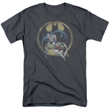 Batman And Robin Team Officially Licensed DC Comics Adult Shirt S-3XL