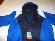 NIKE MEN'S ATHLETIC JACKET WITH HOOD L & XL