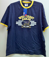WEST COAST EAGLES OFFICIAL AFL 'EST 1986' MEN'S T-SHIRT