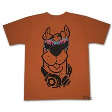 Licensed Scooby Doo Shades Glasses Adult Shirt