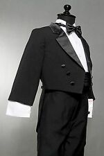New Boy Tuxedo with tail  formal suit & Tuxedo all size