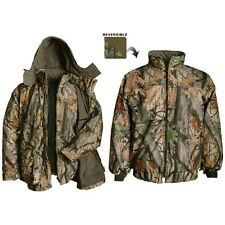 WOOD N TRAIL PARKA WITH INNER JACKET EXODRY® MEMBRANE CAMO HUNTING JACKET