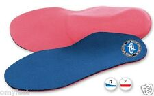 Aetrex Lynco Sport L420 Full Length Orthotics Insole Inserts WOMEN Shoe Size NEW