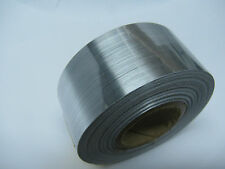 Brushed Aluminum / Stainless Steel Tape, Choose Your Color and Sizes, Brush
