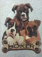 Boxer - Cute Little Puppies FREE SHIP!  S-5X  Dog Lovers Puppy T-shirt Tee