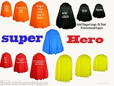 Super Hero Cape Customize Team Building Promotional Stag Hen Party Fancy Dress
