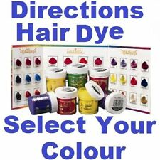 La Riche Directions Semi Permanent Hair Colour Dye + Tint Brush - Choose Colour