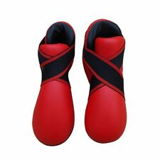 TurnerMAX Martial Arts MMA Foot Protector Kick Boxing Training Karate Boot Shoes