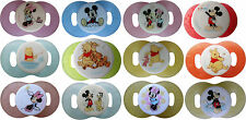 NUK 5 Nipple/Disney Baby Shield - Adult Baby Pacifier/Dummy/Soother
