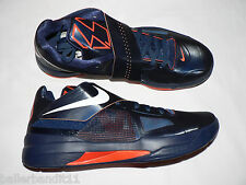 Mens Nike Zoom KD IV shoes new 473679 400 Durant navy