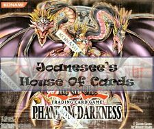 Yu-gi-oh Phantom Darkness Common Single & Playsets PTDN-EN045-080 Selection
