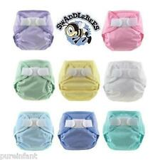 Swaddlebees Diaper Cover: Large (30-40 lbs.) - Available in Periwinkle or Butter
