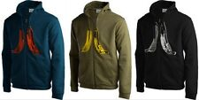 WeSC Mens Banana Logo Hoodie Sweatshirt jumper NEW $75