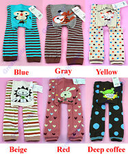 Multi Pattern Toddler Boys Girls Baby Legging Tights Leg Warmer Socks PP Pants
