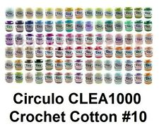 Circulo CLEA1000 155g 1000m Crochet Cotton Knitting Thread Yarn #10 Chart 2 of 3