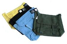 Cotton canvas LARGE PACK - A4 Size Army Style rucksack  ~ New