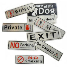 Office Business Shop Signs Self Adhesive Sticker Free Post