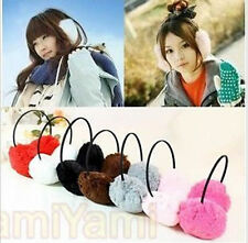 U Style Colorful Wholesale Cute Earmuffs Ear Muffs Earflap Warm Winter