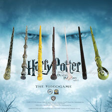 Harry Potter/Hermione/Dumbledore/Lord Voldemort/Ron/Sirius Magic Wand Necklace