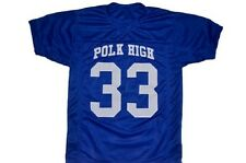 AL BUNDY #33 POLK HIGH MARRIED WITH CHILDREN JERSEY NEW BLUE - ANY SIZE
