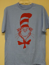Dr. Seuss Blue ( Cat in the Hat Classic Drawing ) T-shirt