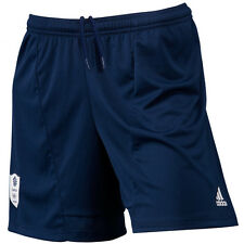 Official Product adidas Olympics LONDON 2012 Team GB Men's Football Shorts Navy