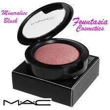 MAC Mineralize Blush Blusher * THE SOFT MEOW * UTTERLY GAME * NEW Authentic
