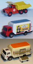 Matchbox K-19 Scammell Tipper Truck / Security Truck