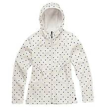Burton North Star Fleece Jacket Multi Polka Squares Womens