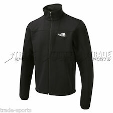 THE NORTH FACE MENS SIZE S M L XL BLACK JACKET COAT TKA MOMENTUM TNF BNWT