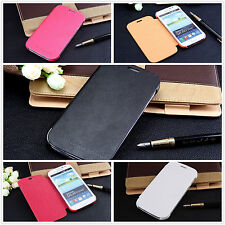 New Back Flip Leather Book Case Cover For SAMSUNG GALAXY Grand Duro i9082 I9080