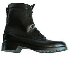 RAF Aircrew Flight Boot Black Leather Vintage Pilot Flyers boots New Old Stock