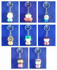 SOUTH PARK MINI FIGURE KEYCHAIN BACKPACK ZIPPER PULL ERIC KENNY KYLE STAN WENDY